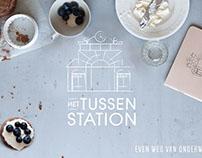 Lunchroom Het Tussenstation, Lisse