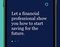 Financial Advisory App