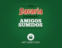 Direção de Arte (projeto de cenário): Bavária