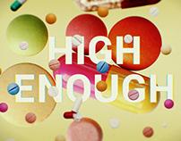 "K.Flay, ""High Enough"""