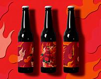 Ā-ĒNCraft Beer   Visual Identity Design