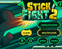 Stick Fight 2 - Mobile Game