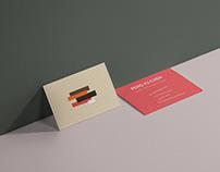 It's Me - Business Card Design