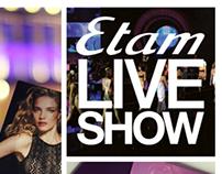 Etam Live Show 2015