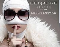 Benmore Centre Face Lift Campaign
