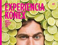 Experiencia Konex #37