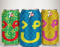7UP. RE-DESIGN