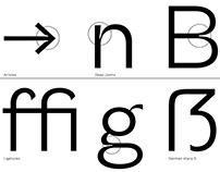 Melange Typeface (Variabel Font)