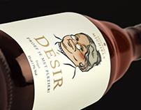 Désir Beer — Branding