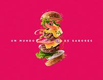 Trip Burger - Design (Logo/Identity)
