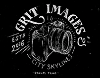 Grit Images Logo Concept