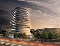 Office Tower Frankfurt