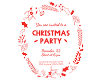 Christmas Party | Modern and Creative Templates Suite