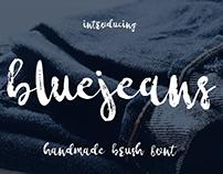 Bluejeans [Free Font]