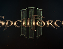 Spellforce 3 Logo Animation