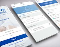 Health Insurance Mobile App