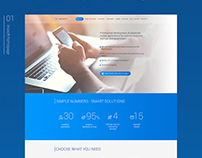 Inoxoft website design