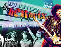 terminal jerusalem: event posters