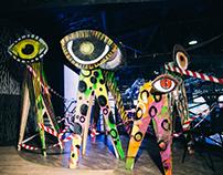 Инсталляция в рамках конвента «Герои нашего времени»