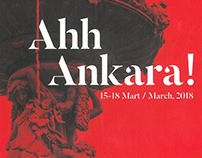 Ahh Ankara! International Art And Fair ( ArtAnkara)