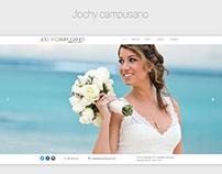 Jochy Campusano: maquillaje y fotografía