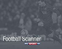 Sky Football Scanner