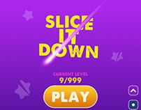 Slice It Down - Home concept