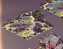 Building concepts for Gameloft