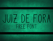 Juiz de Fora - Free Font
