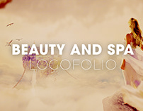 Beauty And SPA LogoFolio
