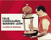76 años de Independiente Santa Fe