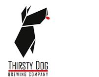 Branding:Thirsty Dog