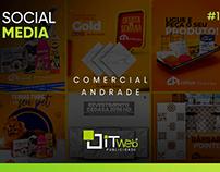 Social Media | Comercial Andrade #1