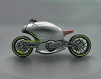 PORSCHE 618 - Two Wheels Project