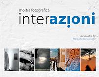 mostra fotografica INTERAZIONI