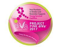 """Project Pink diVa"" Cause Marketing Campaign"