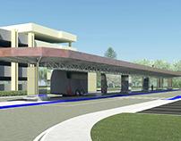 Temporary Bus Terminal II - Panamá Pacífico, PA