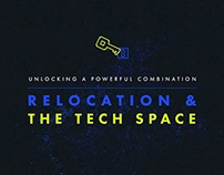 Inbound Marketing Campaign // Relocation & Tech Space