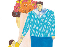 聯合報 / Illustration for newspaper