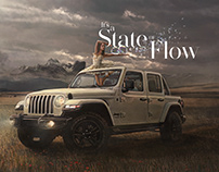 JEEP WRANGLER - A State Of Flow Key visual