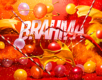 BRAHMA Key Arts Photomanipulation