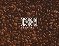 1389 Cafe | Branding