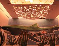 Selfridges Diorama