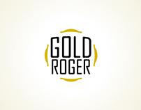 Gold Roger beer