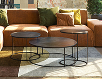 AIRSTEEL (concrete coffee tables)