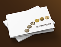 Publication Design (Coffee Table Book) on Coin Artists