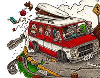 Cars, Trucks, & Vans