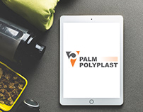 Palm Polypast Logo Design