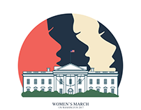 Women's March - White House Project