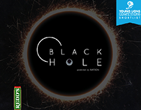 Black Hole by Redds. Shortlist Young Lions.